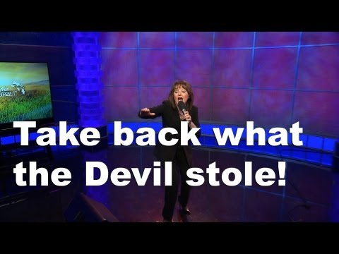Karen Wheaton | It's Supernatural with Sid Roth | I Have to Believe!