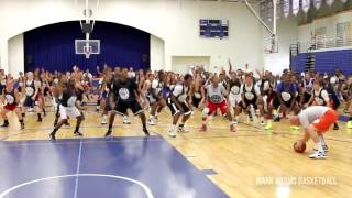 Mark Adams Basketball: Mass Stance Defense