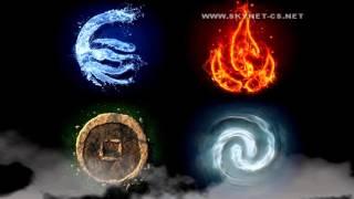 """Lindsey Stirling """"Elements"""" - Lyrics  (Visual Music Animation)"""
