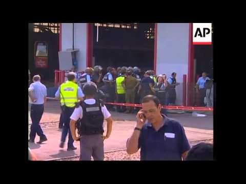 Hezbollah rocket attacks in Haifa, nine dead