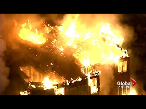 Massive fire at Pennsylvania senior living community injures 20