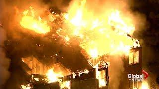 Massive fire at Pennsylvania senior living community injures 20