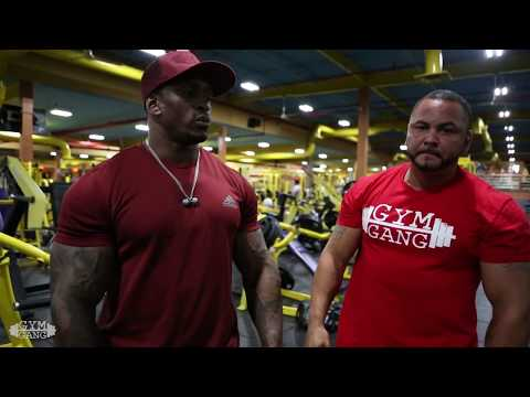 GYM GANG DOGG CRAP PT. 4 AT SIGNATURE GYM IN NEW JERSEY