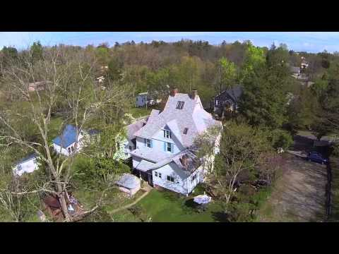 Weaverville, North Carolina Aerial Views