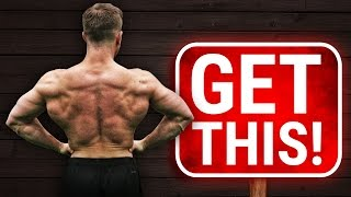 3 Easy Tips For A Bigger Back & Wider Lats! | Seated Cable Low-Row Tricks For MORE GAINS!