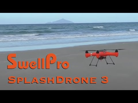Fishing With A Splash Drone