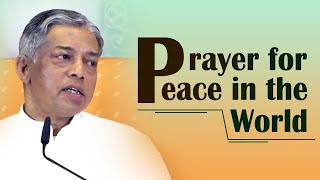 Prayer for Peace in the World