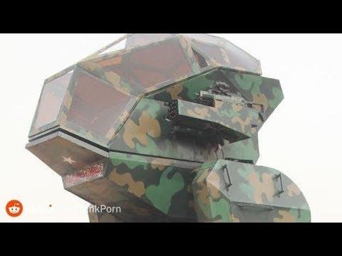 Strange Advanced Weapons Of Ghana