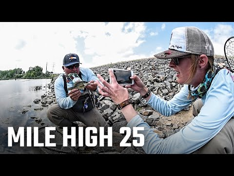 BeAlive - Mile High 25 2018 - Denver CO Fly Fishing Tournament