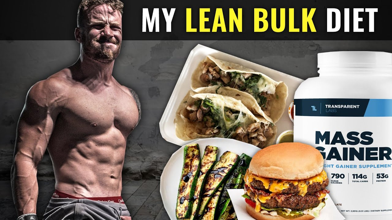 How to BULK UP and STAY RIPPED (full day + tips)