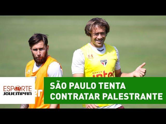 São Paulo tenta contratar palestrante, mas elenco RECUSA!