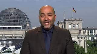 phoenix tagesgespräch: Omid Nouripour zu Konflikten im Nahen Osten