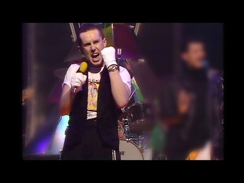 """Frankie Goes To Hollywood """"Relax"""" (25.12.84 TOTP)"""
