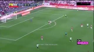 أهداف مباراة باريس سان جيرمان ونيس 3 0  +كل ما فعله يوسف عطال