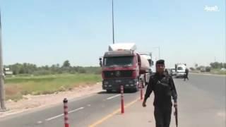 ميليشيات الحشد تشتبك مع الجيش العراقي الزعفرانية