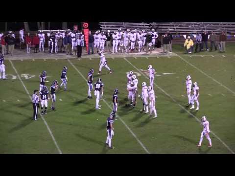 The Lovett School varsity football vs GACS, 2014