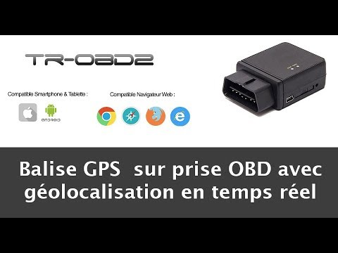balise gps temps r el connexion obd2 sans abonnement youtube. Black Bedroom Furniture Sets. Home Design Ideas