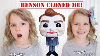 Toy Story 4 Benson The Dummy CLONED ME!