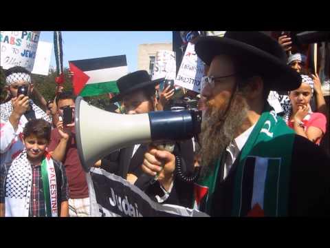 Protest For Palestine Rally (Semi-Unedited) - Buffalo, NY (2014-07-18)