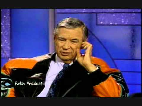 Mister Rogers Visits Arsenio Hall Show (1993)