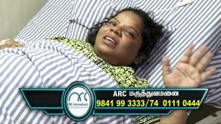 IVF success stories from Infertile couples. Best Fertility Centre - ARC