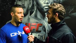 Dan Hardy slams Diego Sanchez critiques Brian Stann and talks veganism