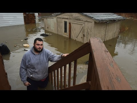 Erie Canal floods homes in Port Byron after heavy rain