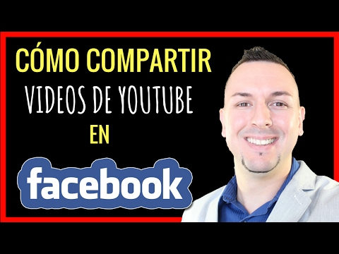 Como subir un video de YouTube a Facebook EN SEGUNDOS