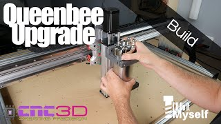 Queenbee CNC Upgrade - Building