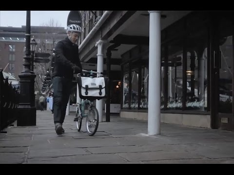 Joel, London: A day in the life of a Brompton Superlight owner