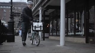 A Day in the Life of a Brompton Superlight Owner   Joel