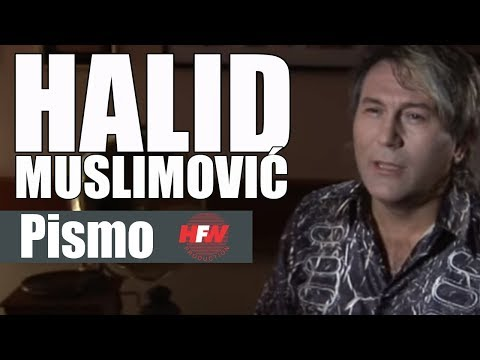 Halid Muslimovic - Pismo - (Official Video 2008)HD