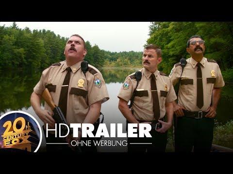 Super Troopers 2   Offizieller Trailer   Deutsch HD German (2018)