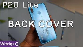 Huawei P20 Lite Back Cover Repair Guide