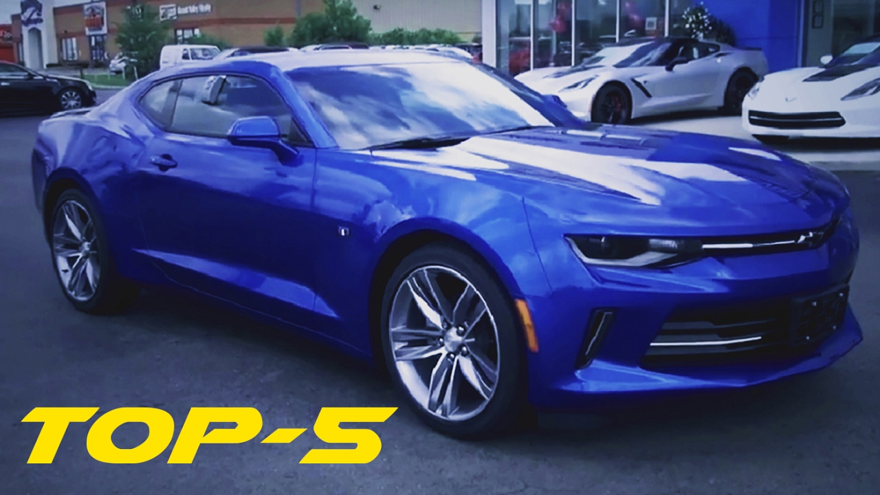 5 Best Cheap Sports Cars 2017  Top Super cars under $35000!  YouTube