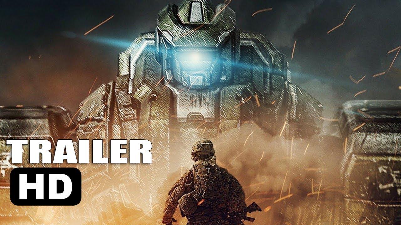 Download ROBOT RIOT (2020)  Action, Sci-Fi Movie Trailer l Nextlevel Trailer