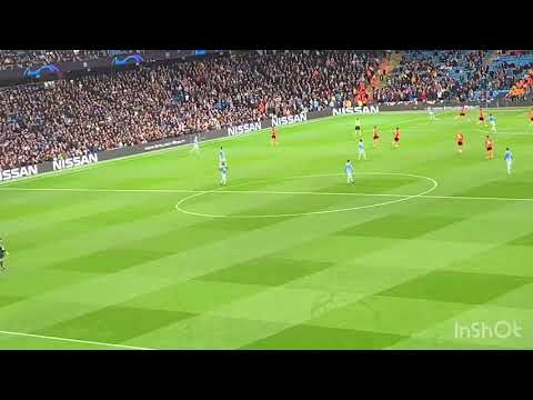 Uefa Champions League: Manchester City Vs Shakhtar Donetsk | Extended Highlights