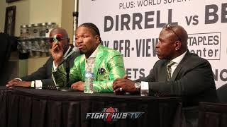 SHAWN PORTER TO DOUBTERS