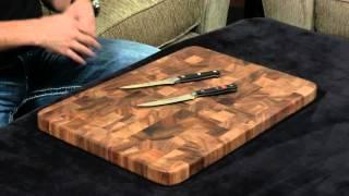 Wusthof Classic vs Zwilling Pro — Steak Knife.