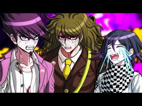 TRY NOT TO CRY AS A FRIEND IS TAKEN... 😭 - Danganronpa V3 Ch