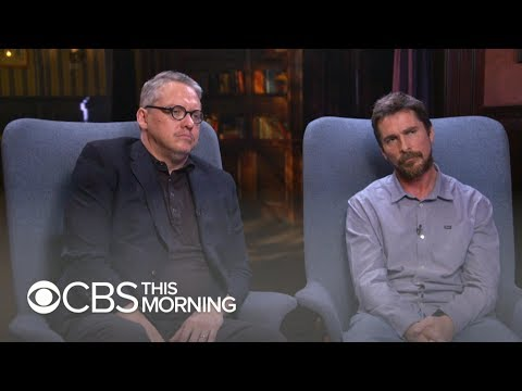 Christian Bale and Adam McKay talk