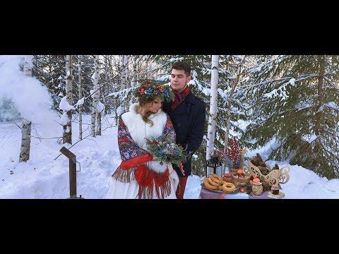 Дамир Калимуллин, свадьба Дмитрия и Дарьи (Свадебный клип 4к)