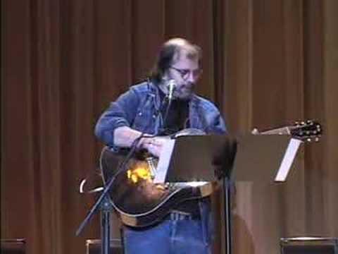 Steve Earle sings Bob Dylan's