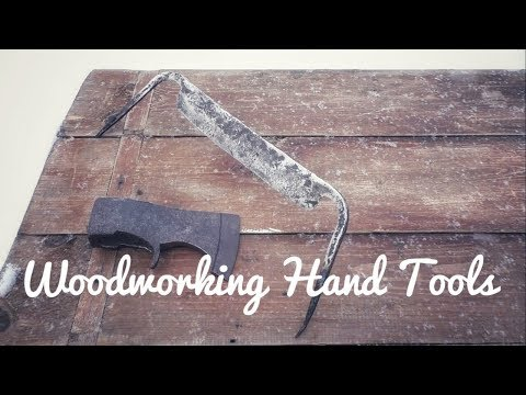 Hand Forged Woodworking Tools