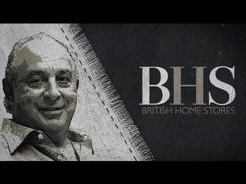 Sir Philip Green agrees to pay £363m to rescue BHS pension fund