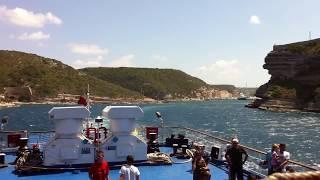 Fähre Bonifacio nach Santa Teresa Di Gallura