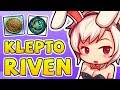 Kleptomancy Riven is AWESOME! Stopwatch outplays everywhere - BoxBox