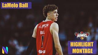 LaMelo Ball Illawarra Hawks NBL Australia Montage | 17 PPG 8 RPG 6.8 APG | 2020 NBA DRAFT TOP PICK?!