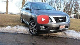 2015 Nissan Pathfinder Review | 2015 Nissan Pathfinder Test Drive Chicago News |