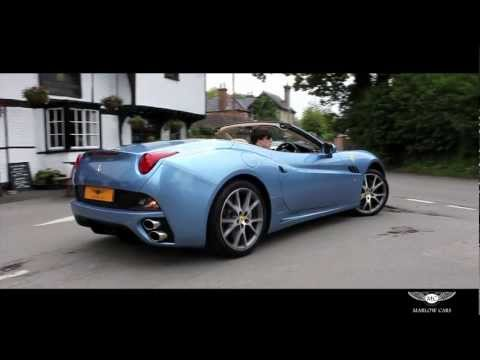 Ferrari California 2+ F1 - Marlow Cars